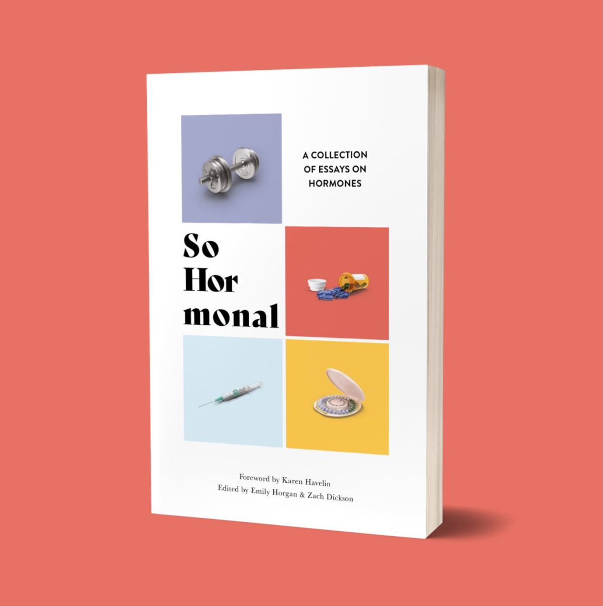 So Hormonal – essay 3 from the anthology